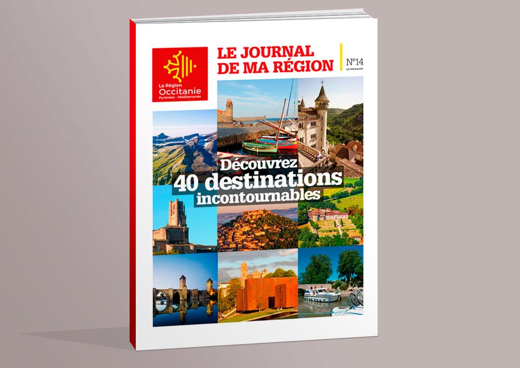 Hors-Série Région Occitanie © Leszines